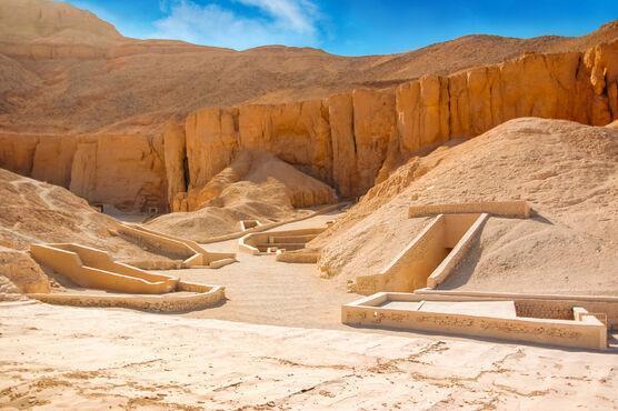 Luxor a Údolie kráľov, Egypt