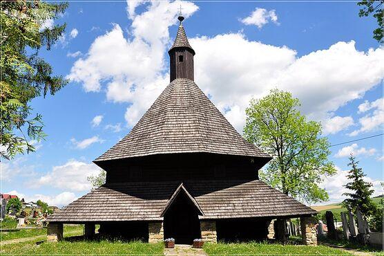 Drevený kostol v tvrdošíne