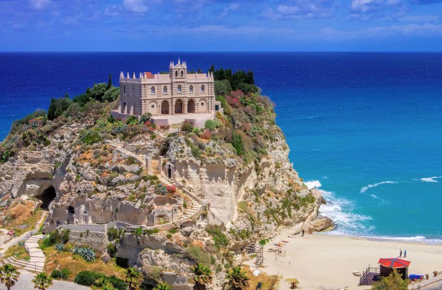 649a5157c tropea, taliansko, letna dovolenka v taliansku, letna dovolenka pri mori,  satur