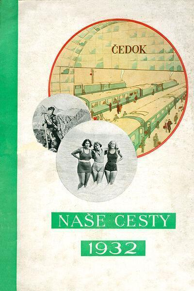 Katalóg naše cesty z roku 1932