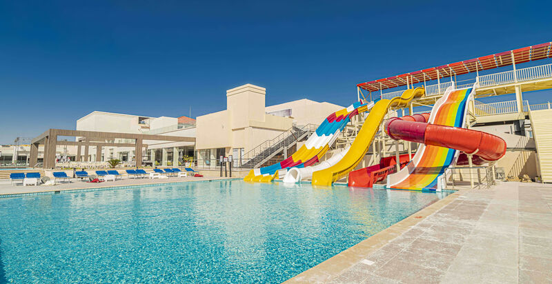 Hotel a aquapark amarina abu somba