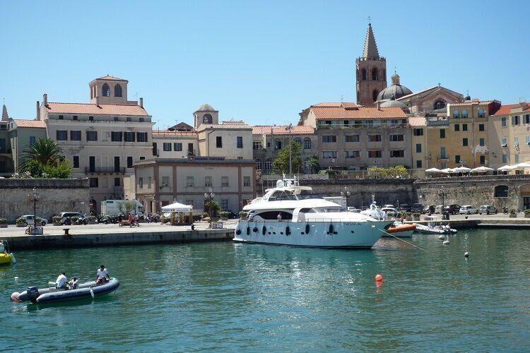Alghero, Sardínia
