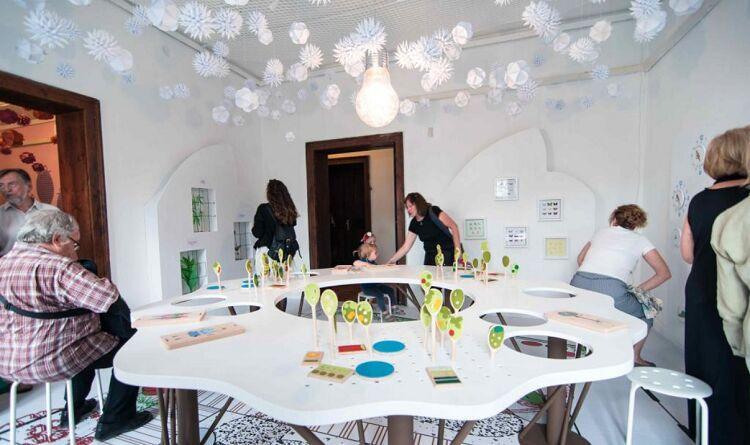 Tvorivý workshop v bibiane