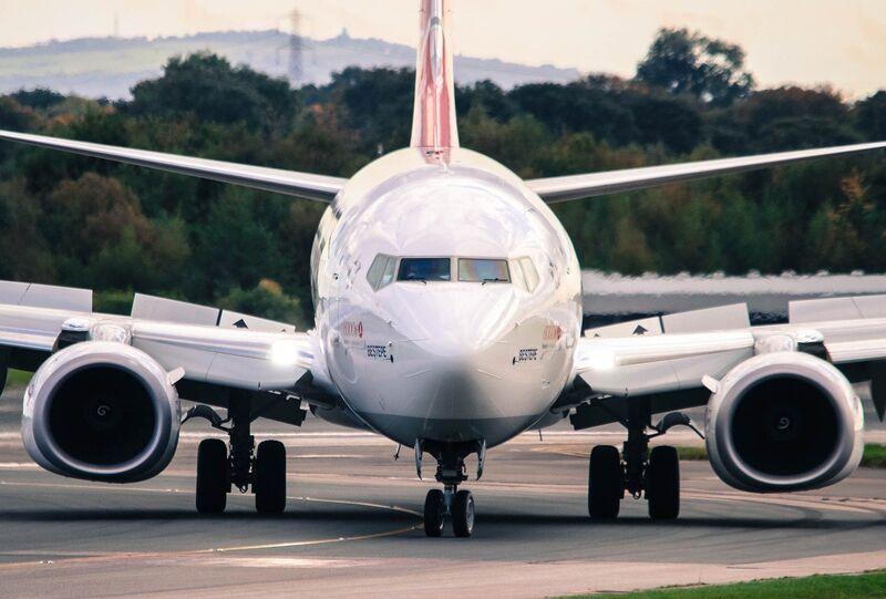 Lietadlo boeing 737