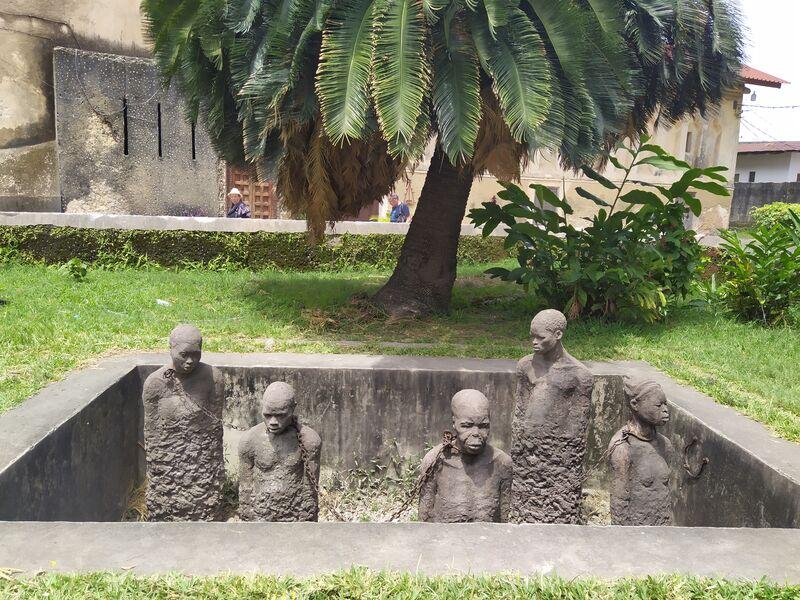 Bývalý trh s otrokmi