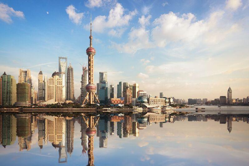 Šanghaj súčasť číny