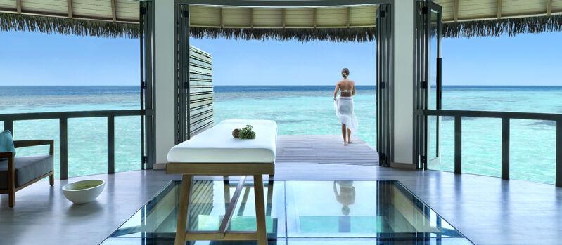 Spa na maldivách
