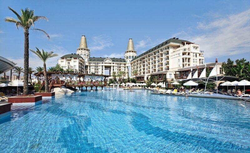Hotel Delphin Diva, Lara, Turecká riviéra