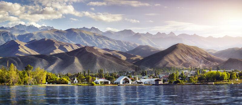 Kirgizské hory