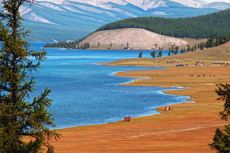 Pobrežie mongolska