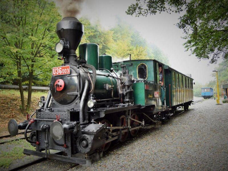 Detská železnica v košiciach
