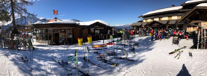 apres ski v rakúsku