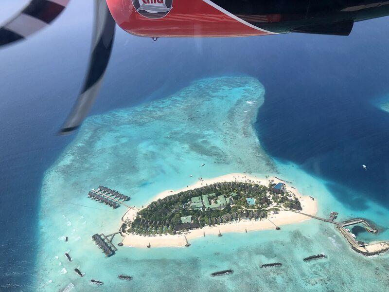 Ostrov z lietadla