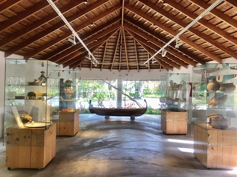 Múzeum na maldivách