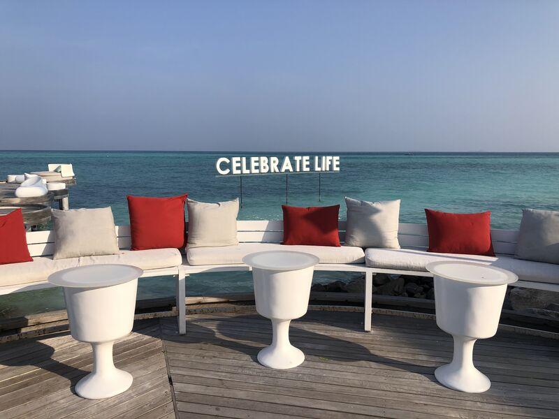 Celebrate life bar