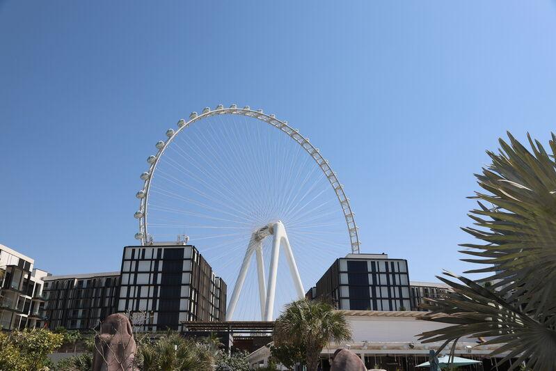 Dubai ai za hotelom