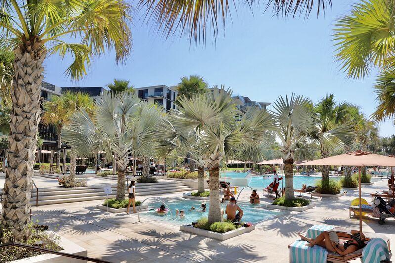 Bazény hotela ceassars