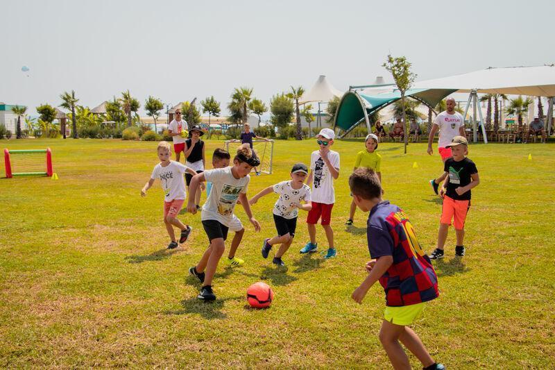 Futbalová akadémia na cypre