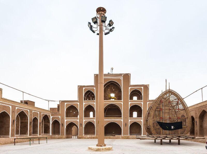 Mešita v iráne