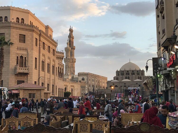 Hlavné mesto egypta káhira