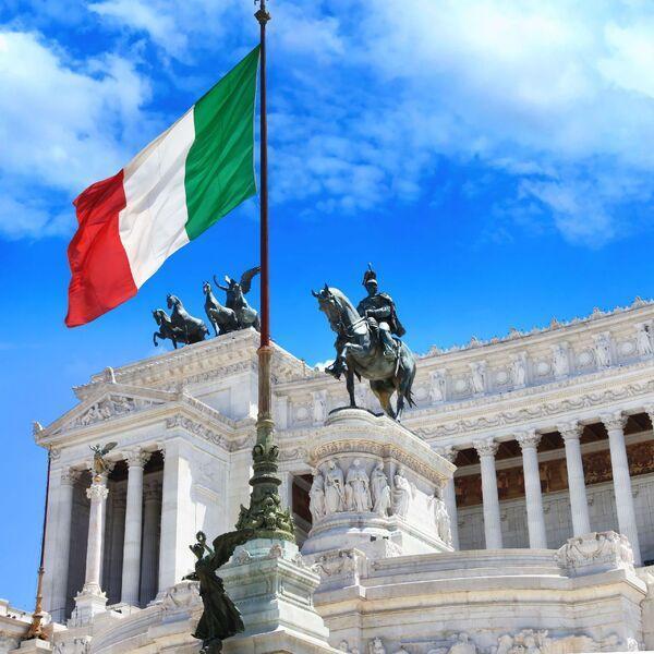 Pamätník oltár vlasti v ríme