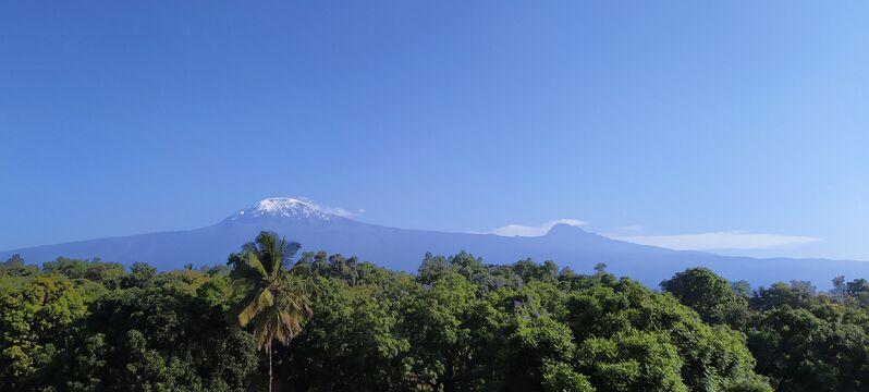 Kilimandáro v afrike