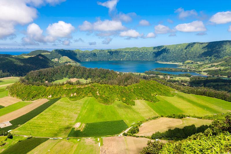 Príroda na Azorských ostrovoch