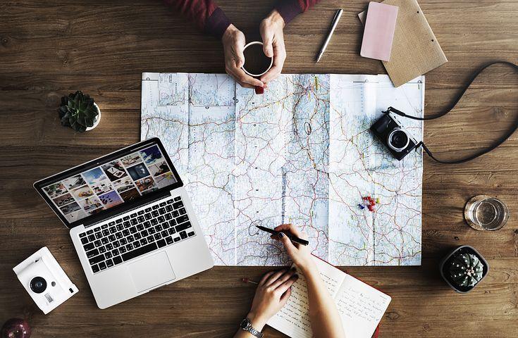 Plánovanie cestovania