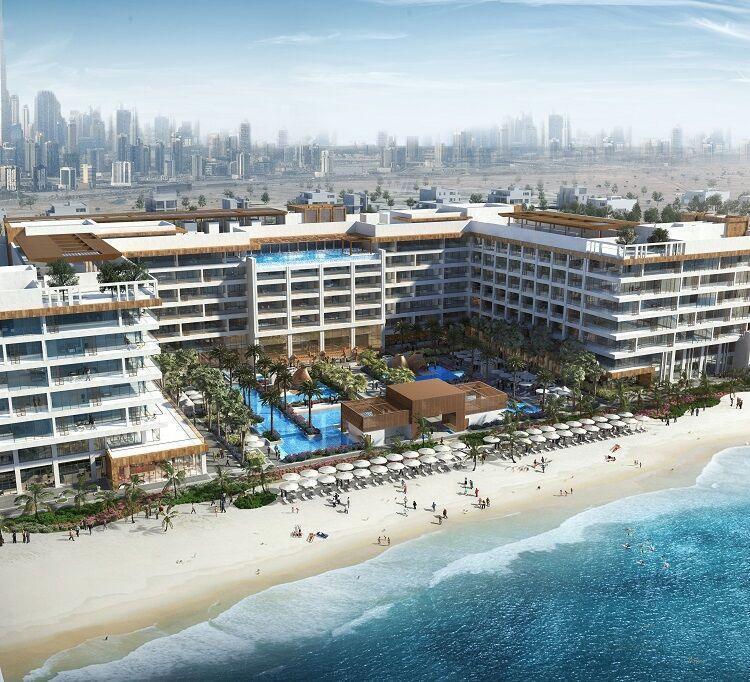 Hotel mandarin oriental jumeira v dubaji