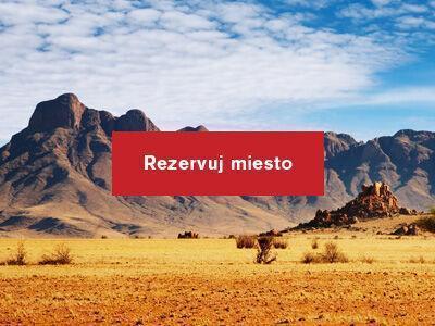 Cestokino festival 2019 na tému Namíbia
