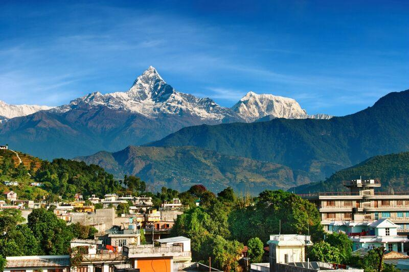 Himaláje v nepále