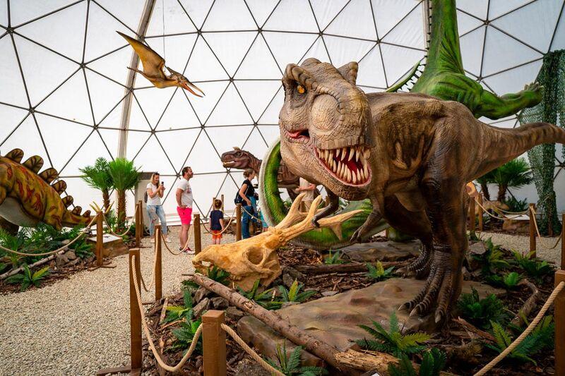 Dinopark v tatrách