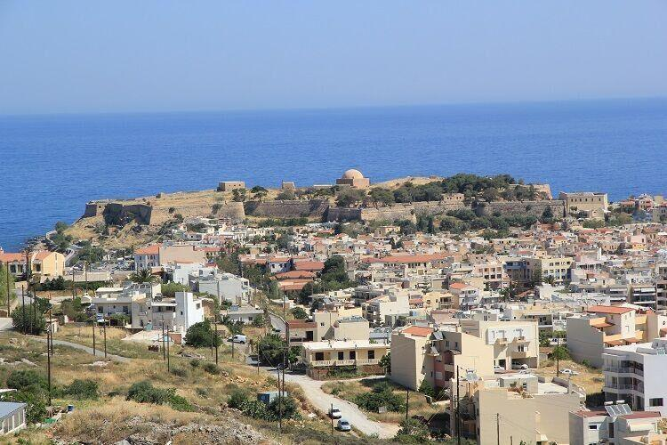 Rethymno Kréta