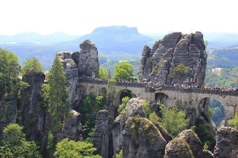 Nemecký most backeibrucke