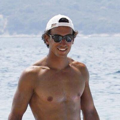 Matej Šmida inštruktor windsurfingu na Sicílii