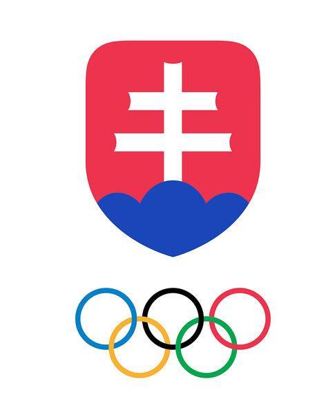 Slovenský olympijský výbor-logo