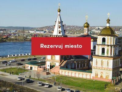 Cestokino festival 2019 na tému Transsibírska magistrála