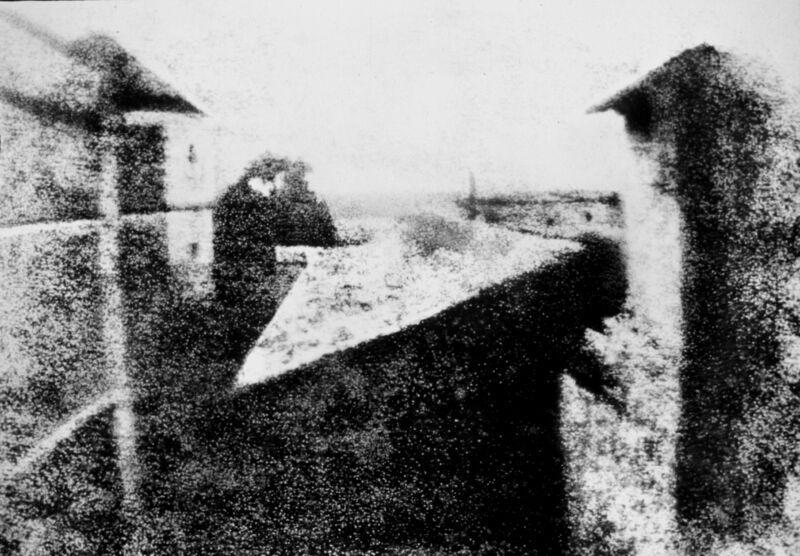 Prvá cestovateľská fotografia