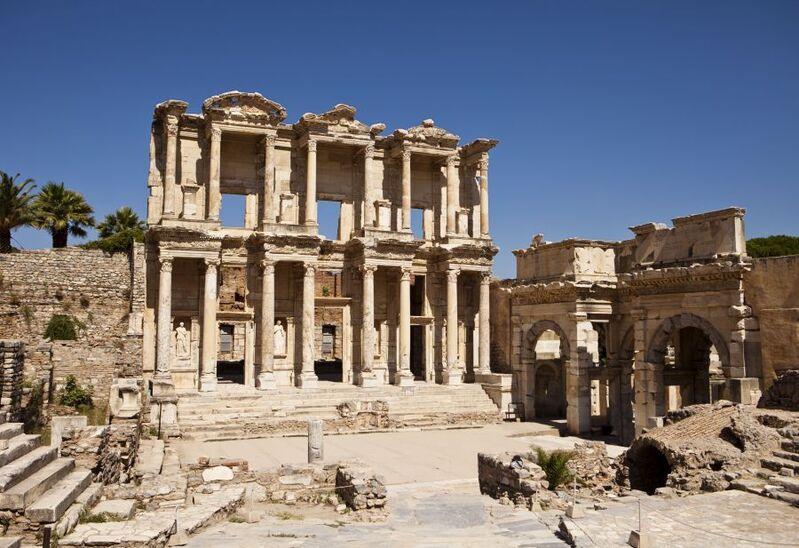 Celsova knižnica v Efeze