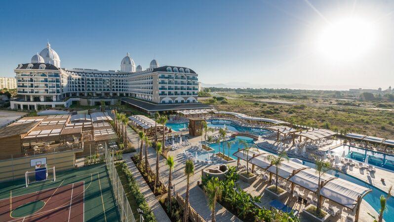 Hotel adalya elite v turecku
