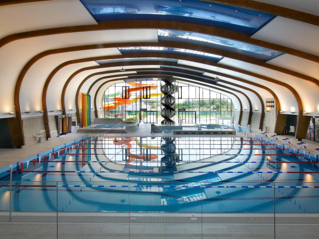 Vnútorný bazén xbionic sphere v šamoríne