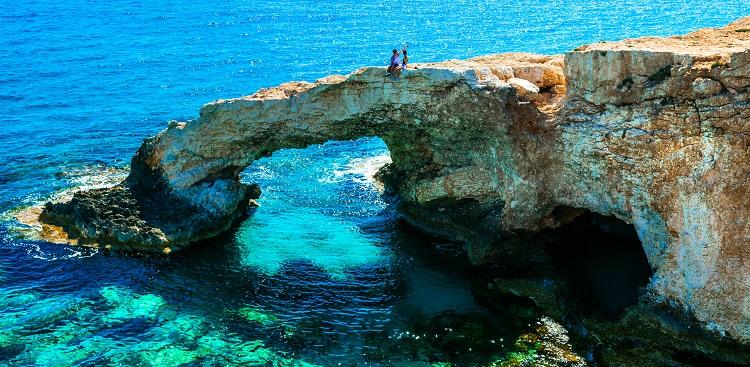 Agia Napa na Cypre