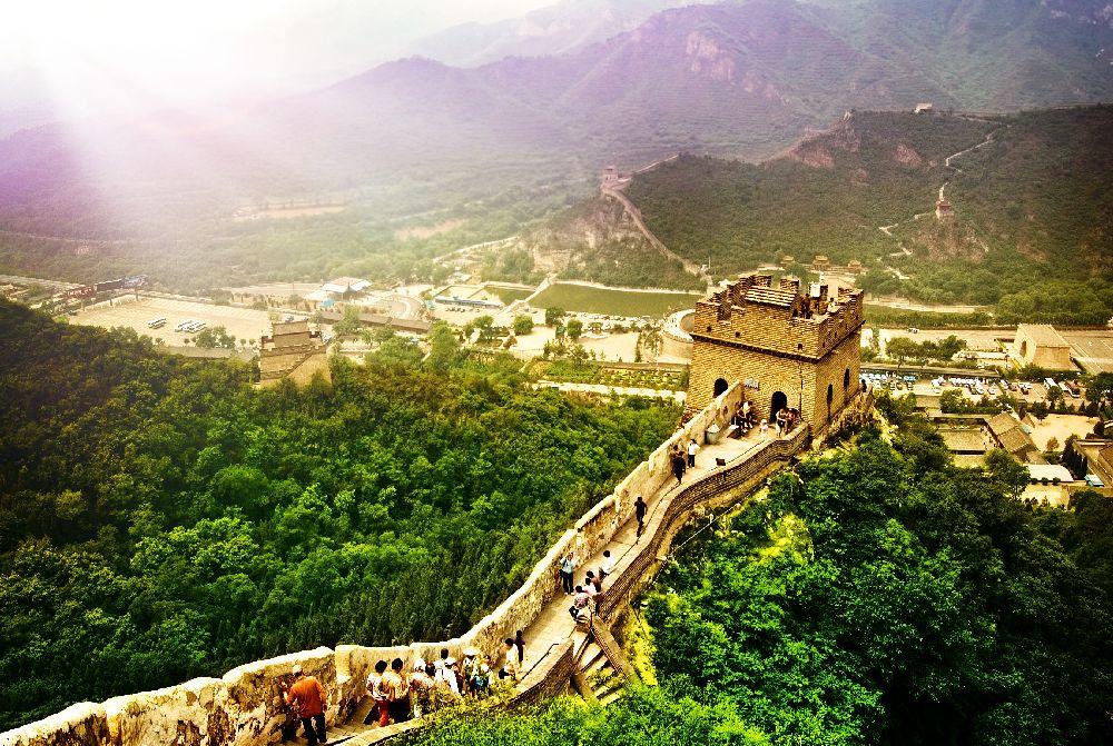 Čínsky múr v číne