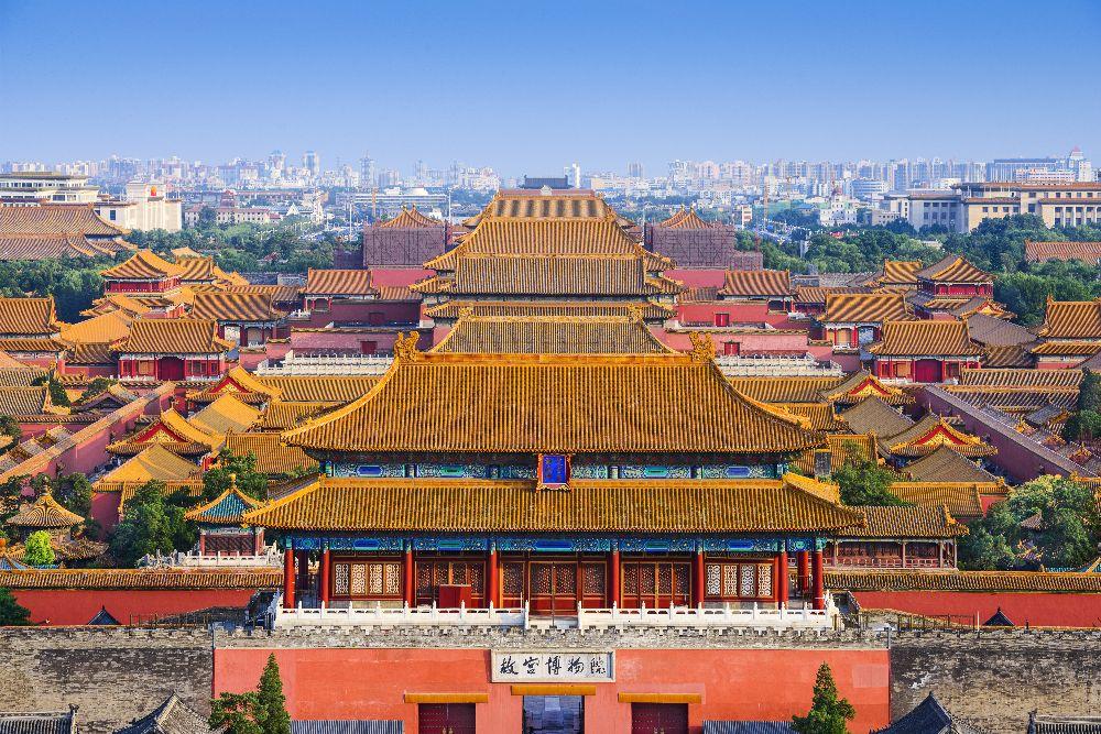 Zakázané mesto v pekingu
