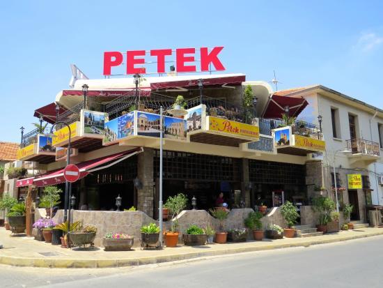 Cukráreň PETEK na Cypre