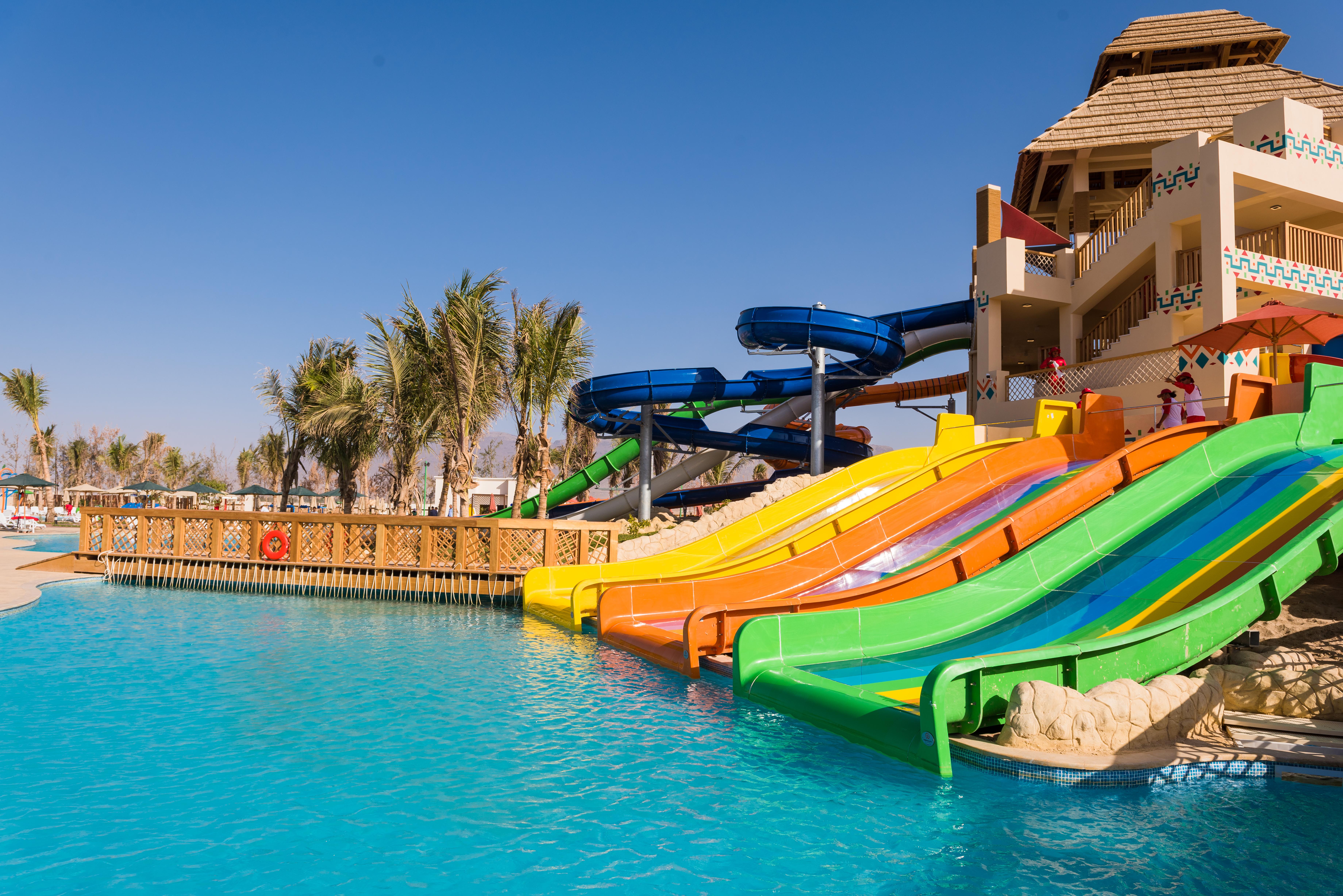 Aquapark pri hoteli fanar