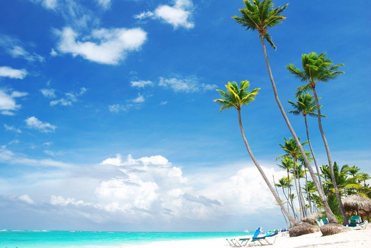 Pláž maldivy