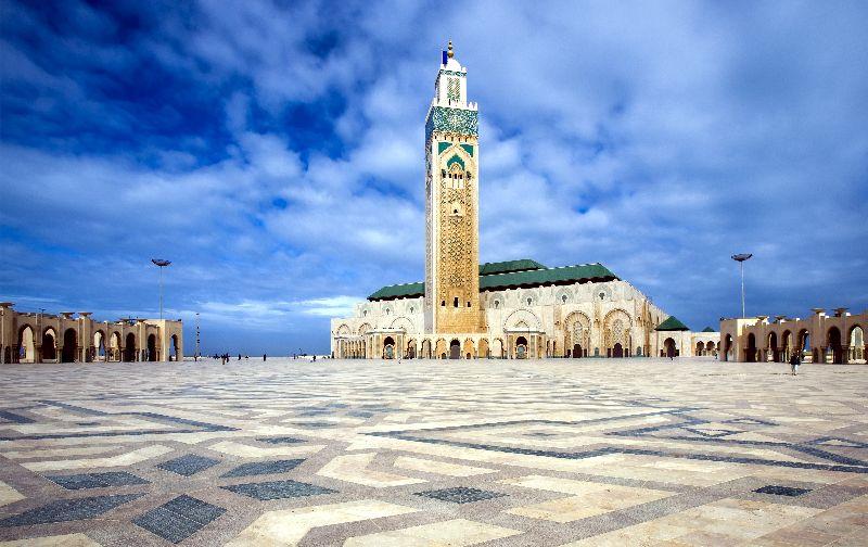 Mešita hasana v casablanke