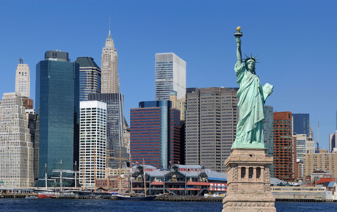 Manhattan v new yroku