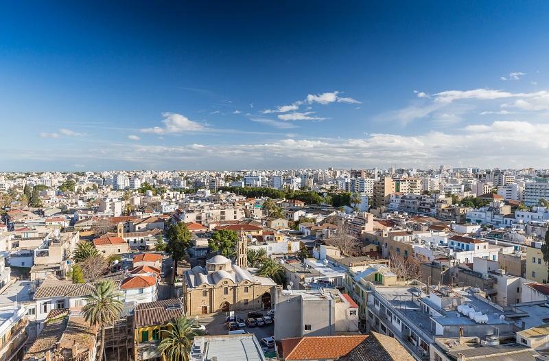 Hlavné mesto cypru nikózia